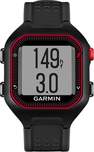 Garmin Forerunner 25 GPS-Laufuhr (Fitness-Tracker, bis zu 6 Wochen Batterielaufzeit, Smart Notifications) - 2