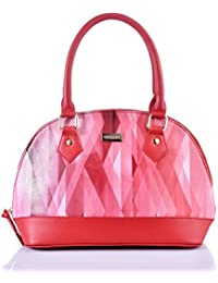 Satya Paul Women's Handbag (Red)