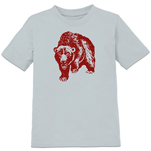 Grizzly Bär Kinder T-Shirt by (Kinder Bär Grizzly)