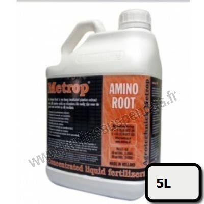 Stimulateur de Racines 100% organique biodégradable Metrop® Amino Root (1L)