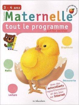 Tout le programme, petite section de Marion Billet (Illustrations) ( 5 janvier 2010 )
