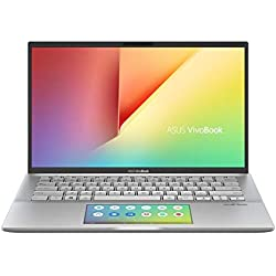 "Asus VivoBook S S432FA-EB003T PC Portable 14"" FHD (Intel Core i7-8565U, RAM 8Go, 512Go SSD PCIE, Windows 10) Clavier AZERTY Français"