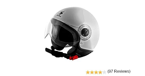Taglia L Antracite Rodeo Drive RD104flash Casco Moto