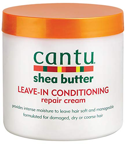 Cantu Shea Leavin Conditioning Repair Treatment, 1er Pack (1 x 453 g) -