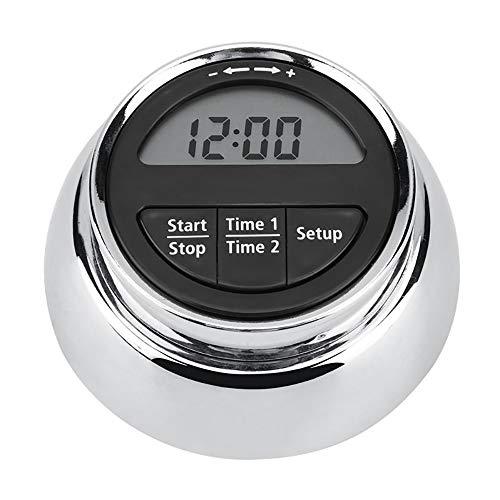 ZUEN Küche LCD Digital Timer Countdown magnetische Countdown Timer mit Lauten Alarm Ziffern zum Kochen Backen Waschen (Backen Spielzeug Backofen Einfach)