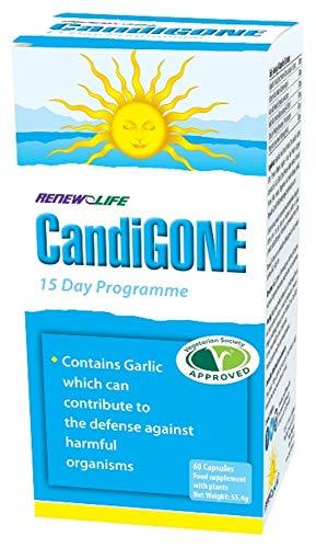 CandiGone - 60 Caps - Renew Life