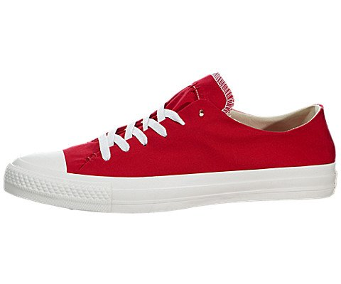 Converse CT All Star Chucks Sawyer Ox Sneaker M7652 blau, Rot (Casino Red), 45/46 EU