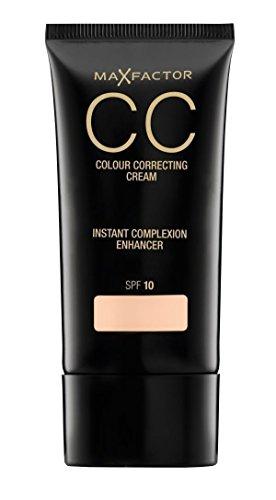 3 x Max Factor CC Colour Correcting Cream SPF10 30ml Sous emballage - 60 Medium