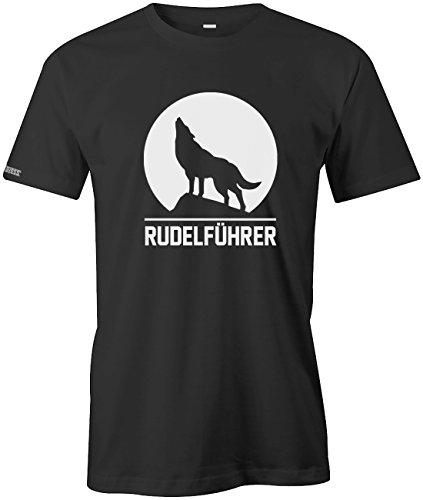 RUDELFÜHRER - HERREN - T-SHIRT by Jayess Gr. S bis XXXL Schwarz