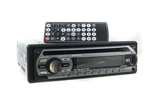 Sd Vs. Sdhc-karten (Autoradio GT460U, Stereo, für Auto, Radio, FM, MP3,SD, USB, DVD, CD, AUX)