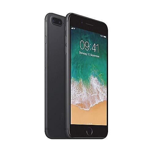 Apple iPhone 7 Plus 128 GB schwarz MN482ZD/A