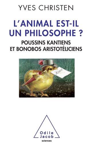 Animal est-il un philosophe (L') (Sciences)