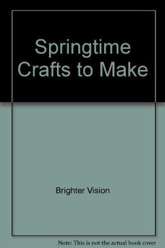 Springtime Crafts to Make