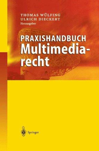 Praxishandbuch Multimediarecht