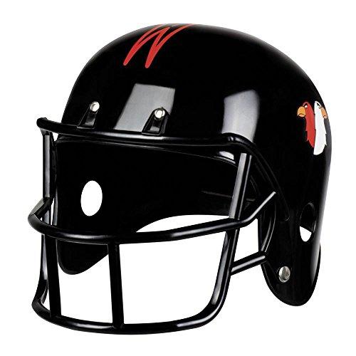 shoperama American Football Helm für Damen und Herren BOL Erwachsene Sport Quarterback