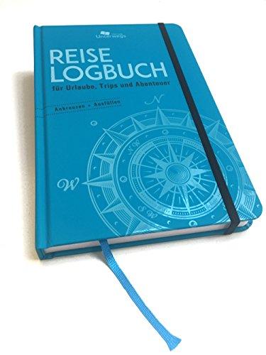 Preisvergleich Produktbild Reise Logbuch: für Urlaube,  Trips und Abenteuer