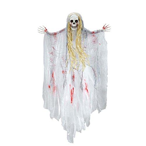 Fantasma de zombi colgante decorativo monstruo esqueleto figura sorpre