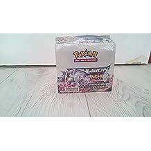 Pokémon - Caja de 36 sobres de cartas de expansión de Pokémon XY-TURBO Impulso (texto en francés)