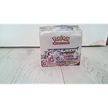 Pokémon - Jeux de Cartes - Boosters Français - Boite De 36 Boosters Xy - Impulsion Turbo