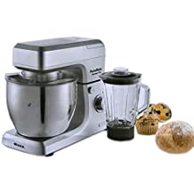 Ariete 1598/1 Robot de Cocina Gourmet con Jarra de Vidrio 1.5 L Pastamatic,