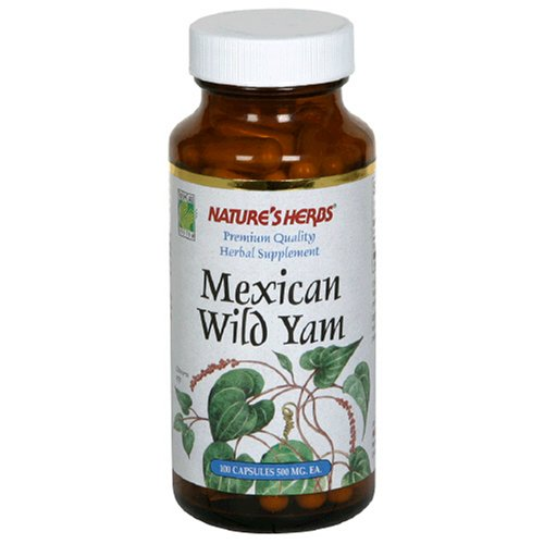 Twinlab Nature's Herbs Mexican Wild Yam 100 Caps -