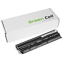 Green Cell® Standard Serie Batería para Asus U24E-XH71 Ordenador (6 Celdas 4400mAh 10.8V Negro)