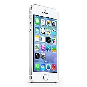 apple iphone 5s argent 32go smartphone d bloqu. Black Bedroom Furniture Sets. Home Design Ideas