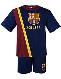 Palo de golf para niños azul marino diseño del F.C, BARCELONA pijama - 7 permiten el paso de la 14 años