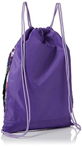 Desigual BOLS_GYM Sack G, Borse a Tracolla Donna, Viola (3168 Purple Opulence), 15x42x29 cm (B x H x T)
