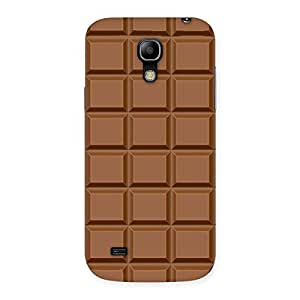 Gorgeous Classic Chocolate Back Case Cover for Galaxy S4 Mini