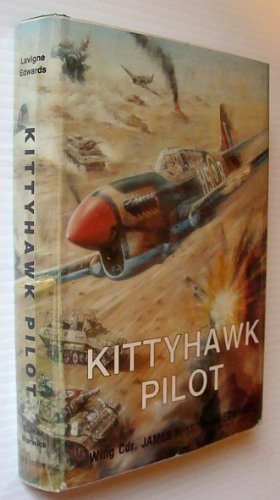 KITTYHAWK PILOT: WING COMMANDER JF EDWARDS.