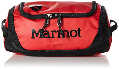 Marmot Kulturbeutel Mini Hauler Team Red/Black