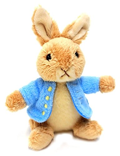 GUND Peter Rabbit Plush Peter Rabbit Keyring
