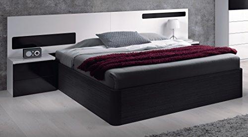 Habitdesign 0T6082BO - Cabezal cama matrimonio y...