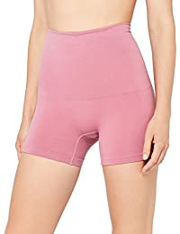 Iris & Lilly Women's Control Knickers in Seamfree High Waist