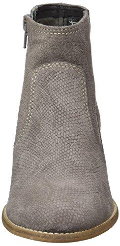Tamaris 25341, Bottes Classiques Femme Gris (Grey Structure 228)