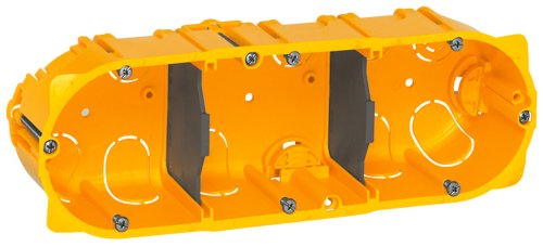 legrand-leg90543-boite-dencastrement-3-postes-batibox-plaque-de-platre-profondeur-40-mm