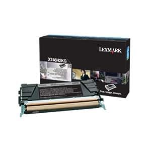 Lexmark X746H3KG Cartouche de toner Noir