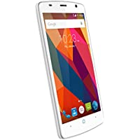"ZTE Blade L5 Plus - Smartphone libre de 5"" (3G, MediaTek MTK6580, 1 GB RAM, almacenamiento interno de 8 GB, Bluetooth, WiFi, Android), color blanco"