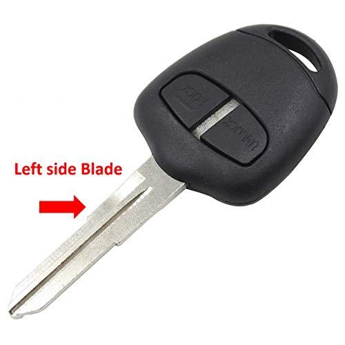Keyfobworld Keyless a distanza chiave del tasto 2 per Mitsubishi L200 Shogun Pajero Montero Triton MIT8 bla