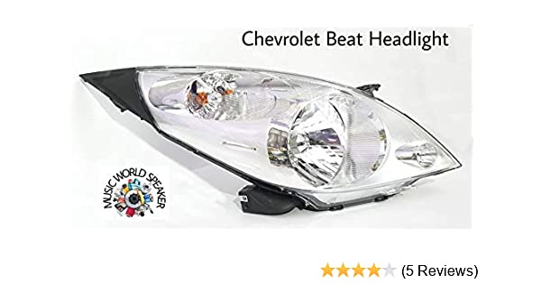Chevrolet Beat Right Side Headlight Assembly Amazon In Car Motorbike