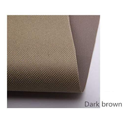 JIANFEI Housse Protection Salon De Jardin Meuble Oxford En Tissu Imperméable, Taille 2 Couleurs 22 Personnalisable (Couleur : Brown, taille : 140x90cm)