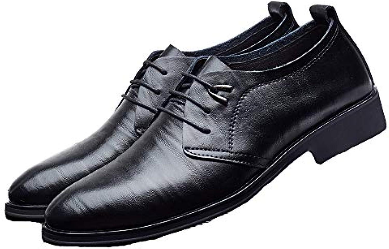 SBL Le Scarpe da Uomo in Pelle Pelle Pelle da Uomo Casual da Uomo in Pelle da Lavoro lavorano Le Scarpe da Uomo Ogni Giorno...   Tatto Comodo  837e7f