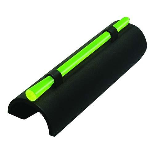 HIVIZ Einkanal-Lenker ohne Band schwarz, One Size
