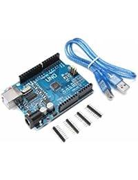 Uno R3 placa de desarrollo ATmega328P para Arduino