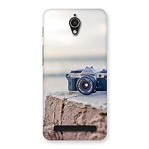 Wo Camera On RockStone Back Case Cover for Zenfone Go
