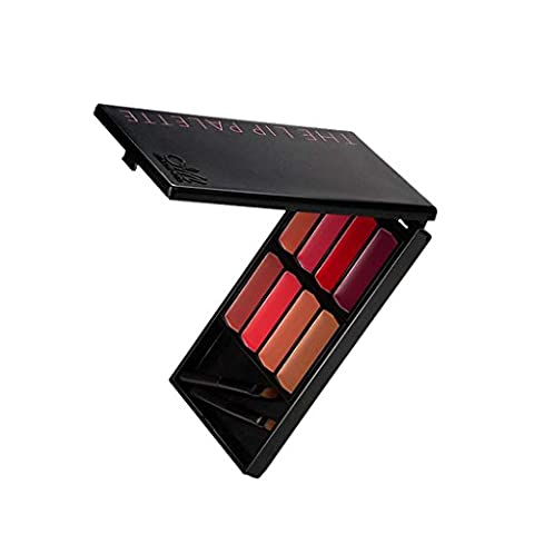 MagiDeal 8 Couleurs Palette de Rouge à Lèvres Cosmétique Crème