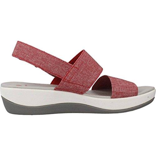 Sandali e infradito per le donne, colore Rosso , marca CLARKS, modello Sandali E Infradito Per Le Donne CLARKS ARLA JACORY Rosso Rosso