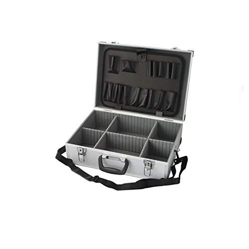 Alu Werkzeugkoffer Aluminiumkoffer Sortimentskasten Werkzeugkasten Angelkoffer Aktenkoffer Koffer