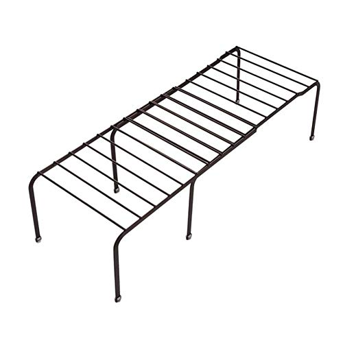 Küchen-Racks, Shelving Units Wire Shelving Unit For Office, Küche, Bad, Schlafzimmer,Black -